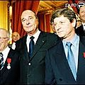 Thierry roland et jean-michel larqué (1993) / les guignols de l'info (1992)