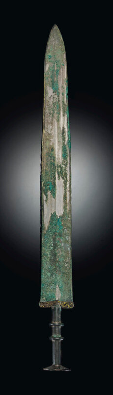 2013_NYR_02689_1229_000(a_rare_gold-inlaid_bronze_sword_early_warring_states_period_first_half)