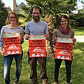 Trois nouveaux guides attestés dans la baie du mont-saint-michel - mardi 30 avril 2019 • video + tweet