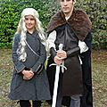 Cosplay game of thrones