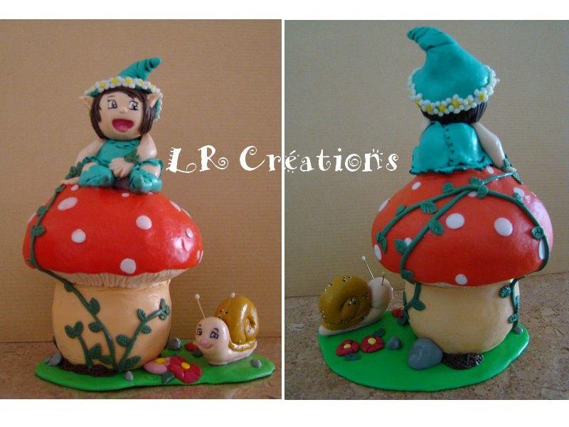 LR CREATIONS LUTIN