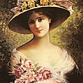 Emile Vernon, The Fancy Bonnet[1]