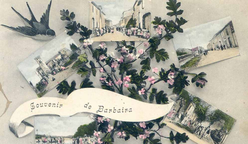 Souvenir de Barbaira