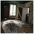 travaux chambre3