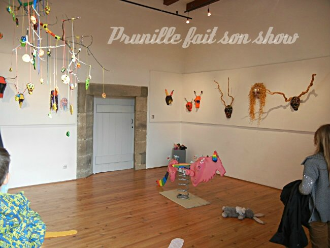 le loup salle expo prunillefee