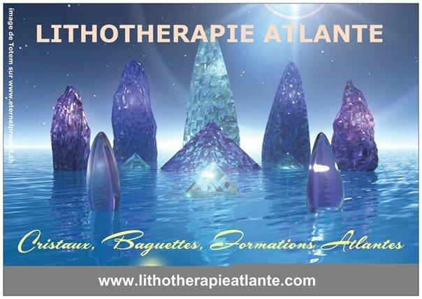 lithothérapie atlante