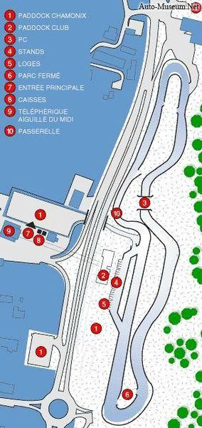 Circuit du Grépon (Chamonix) 01