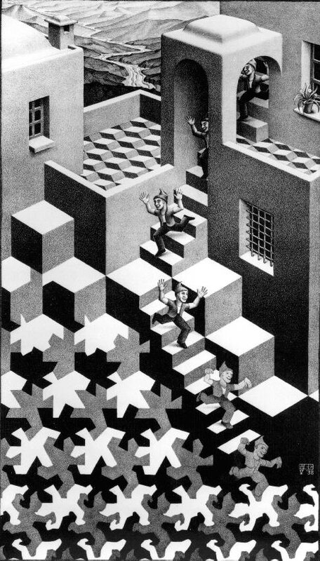le cycle ESCHER 1938