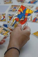 Vincent Beckers tirage carte tarot