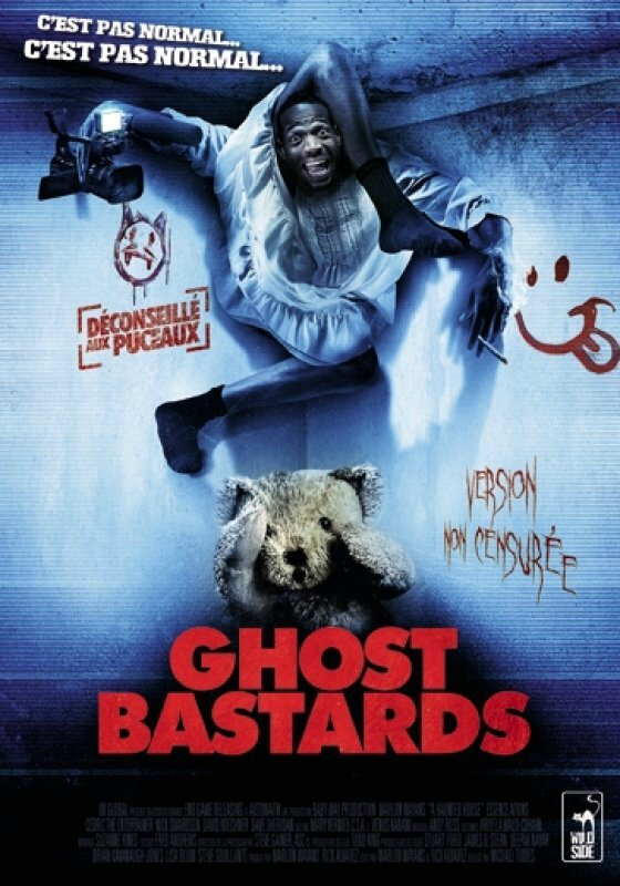 Affiche : Ghost bastardS