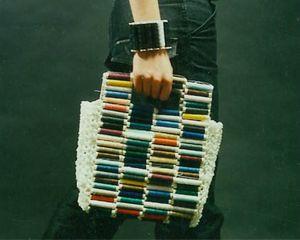 sac en bobines de fils