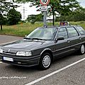 Renault 21 RT nevada phase 2 de 1994 01