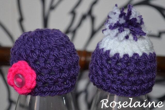 Roselaine Petits bonnets 2020 6