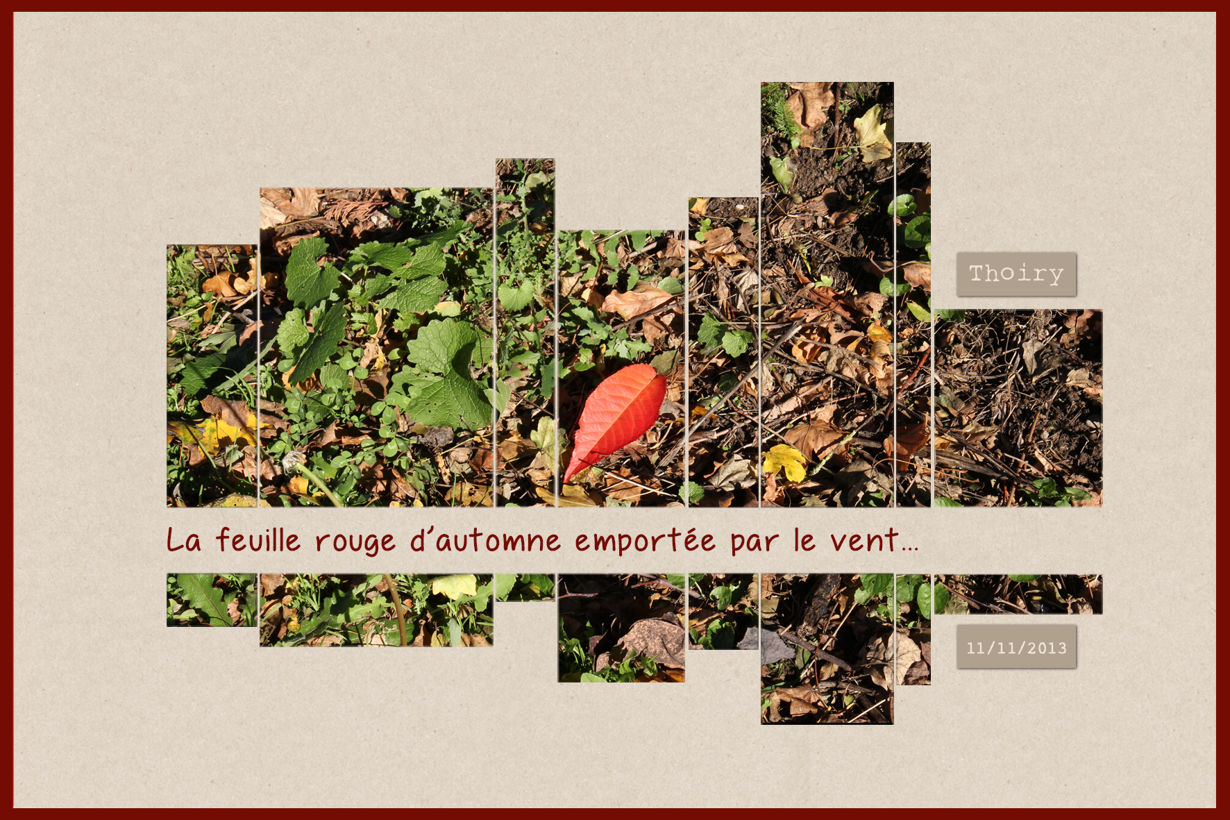 automne_feuille rouge