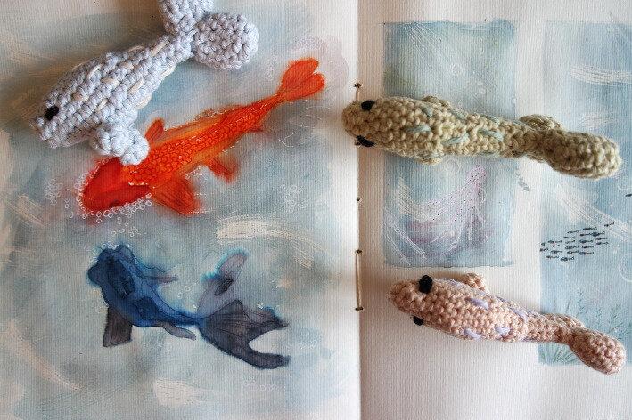 poisson crochet03