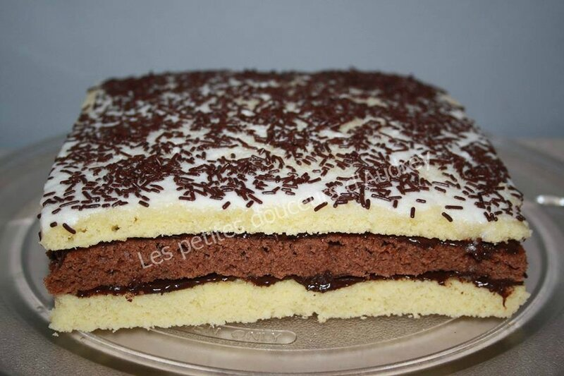 Recette Layer Cake Cyril Lignac