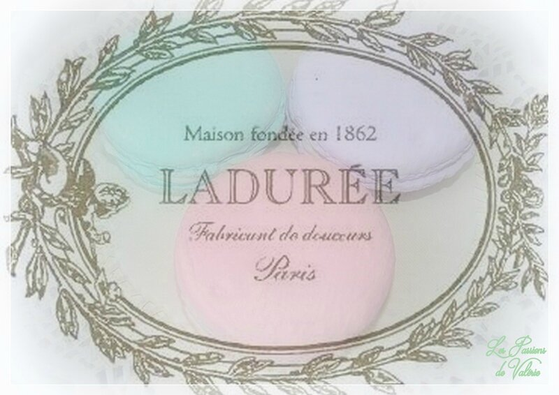 COULEURS LADUREE