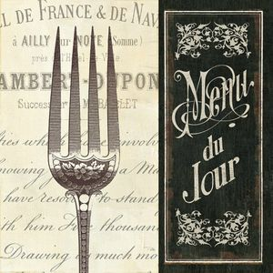 french-menu-ii