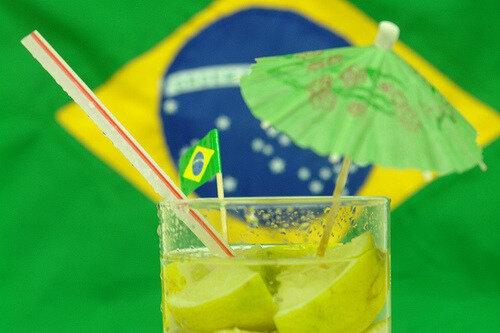 caipirinha brazil