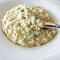 Risotto aux 3 fromages