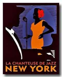 5626_La_Chanteuse_Jazz_La_Chanteuse_de_Jazz_Posters