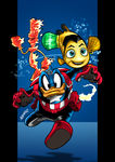 Disney_Invaders_by_PencilInPain