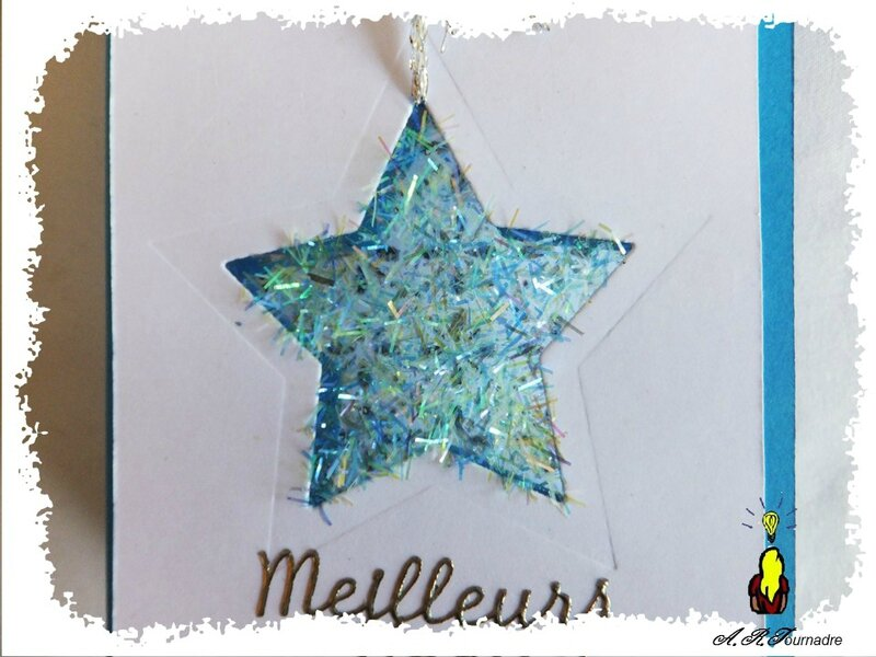 ART ATC paillettes 3