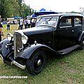 Talbot t105 berline de 1934 (31ème bourse d'échanges de lipsheim)