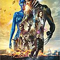 X men: days of future past de bryan singer avec james mcavoy, hugh jackman, michael fassbender, jennifer lawrence