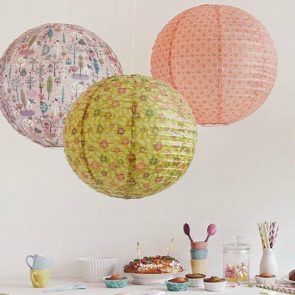Inspirations Les Lampions Japonais Sonia Saelens Déco