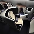 Le nouveau siège cirrus ng de zodiac aerospace...futur siège air france ?