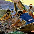 Evangile, saint et homélie du jeudi 01 septembre 2016. la pêche miraculeuse