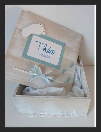 boite de naissance garcon ou fille