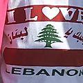 Le liban, phénoménal