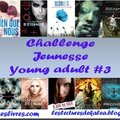 Challenge littérature jeunesse / young adult #3