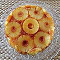 Le gâteau à l'ananas version laurent mariotte