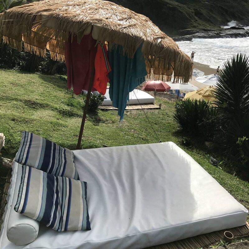 Bresil rocka beach