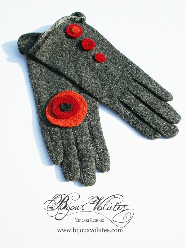 gants-gris-orange-rouge