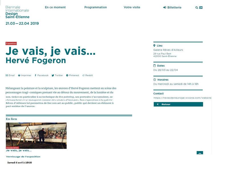 Exposition Fogeron