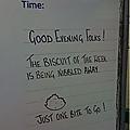 Les mots doux du métro