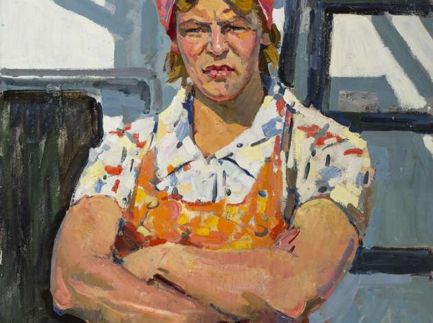 Yuri-Bosko-a-working-woman-circa-1960