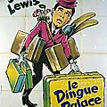 Jerry lewis - le dingue du palace