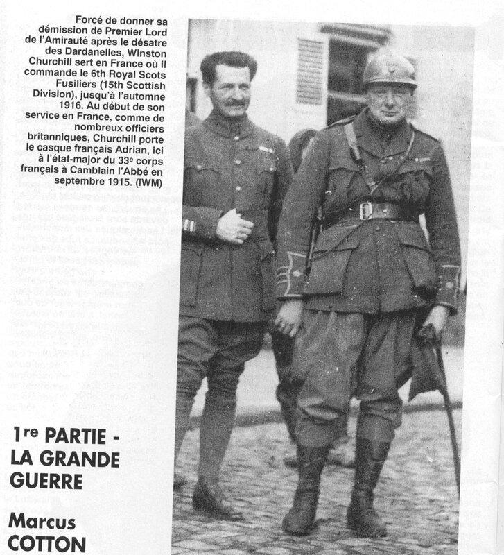 Churchill 1915