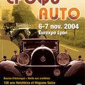 Salon epoq'auto de lyon, édition 2004