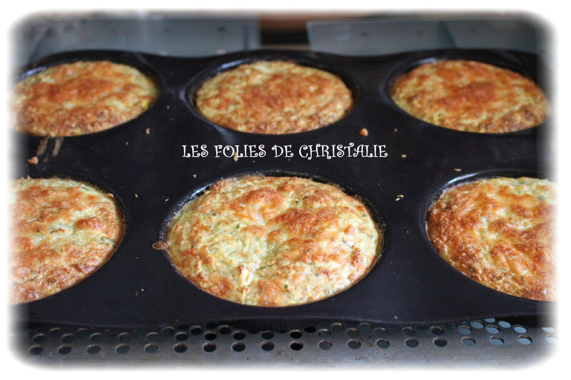 Galettes courgettes 7