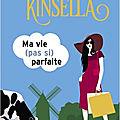 En poche ! ma vie (pas si) parfaite, de sophie kinsella / rendez-vous au cupcake café, de jenny colgan