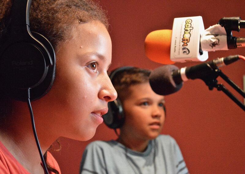 ÉCHO FM TAP HIRSON 2018 enfants portraits