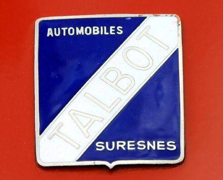Talbot america barquette Pichon -Parat de 1957 (9ème Classic Gala de Schwetzingen 2011) 03