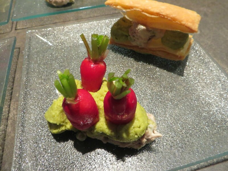 Millefeuille petits pois thon (11)