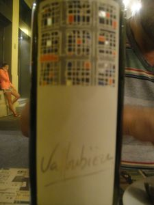 Chez Toto Vin du Languedoc J&W
